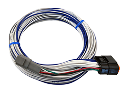 performance electronics harnesses all wires are individually labeled pin numbers the length of the harness 18 long unterminated