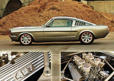 66 Mustang, PE3