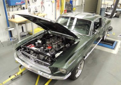 67-Mustang-PE3-Fuel-Injection