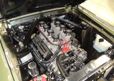 67 Mustang PE3 Fuel Injection Engine sm