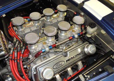 Cobra engine with PE3 EFI