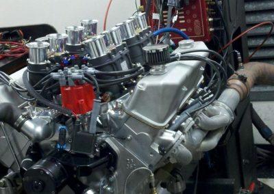 Dyno Testing Ford FE