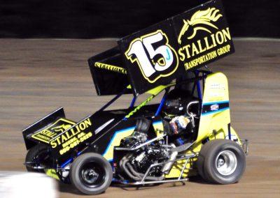 Jeremy Middleton, 2013 Track Champion I-30 Speedway