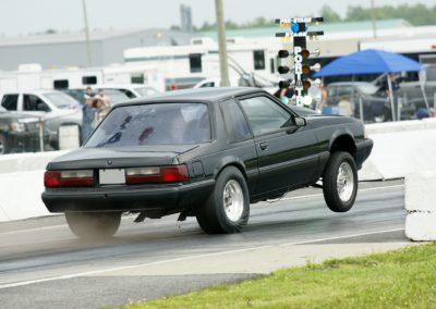 Mustang-Launch