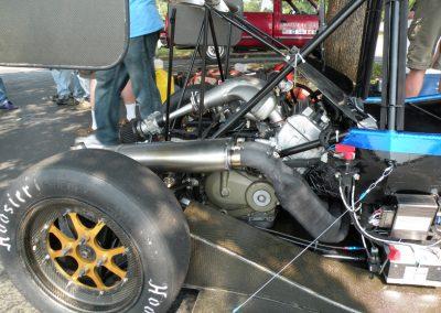 Rear-Race-Car