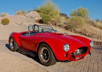 Red 427 Cobra B