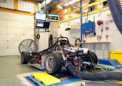 Spec Series Racer with PE3 ECU