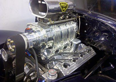 Willys-Engine